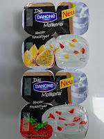 Fruchtjoghurt, Danone Molkerei