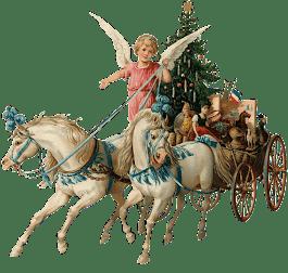 El Ángel de la Navidad