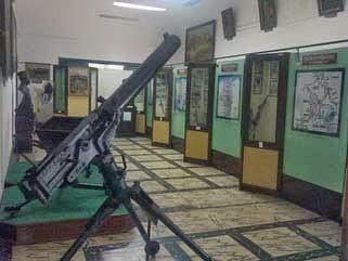 Museum TNI AD Dharma Wiratama