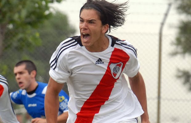 El hijo de Simeone quiere ser como Falcao García