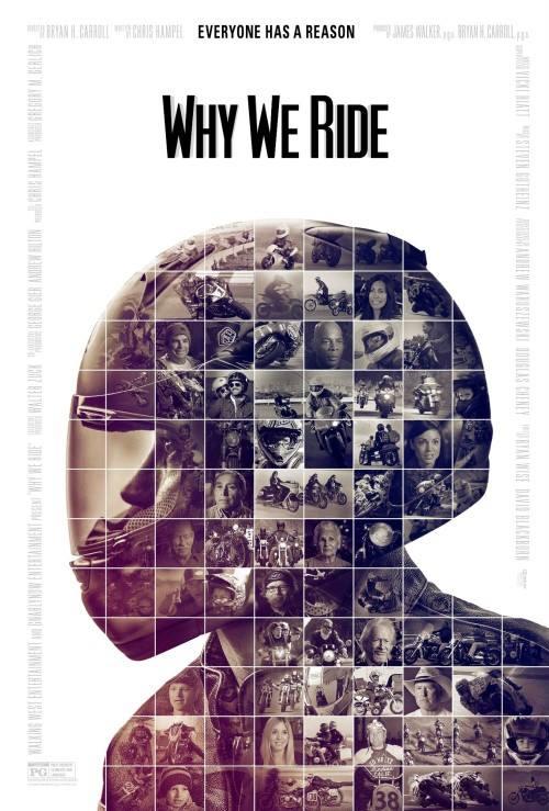 Why we ride - filmy festiwalu The art Of Ride 2014