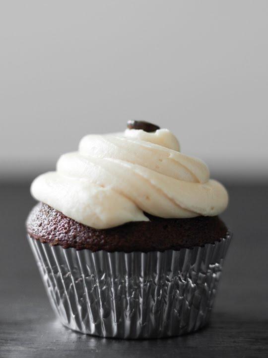 Coffee Chocolate Cupcakes