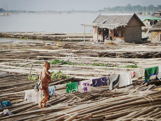 Avventure nel Mondo - Dolce Burma - fiume Ayerdawaddy - Mandalay