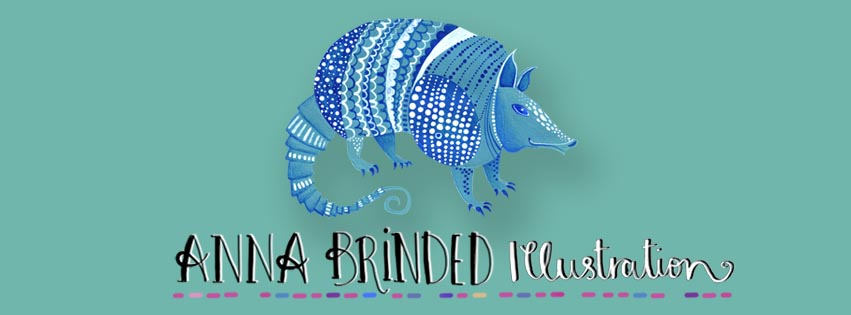 anna brinded • illustration