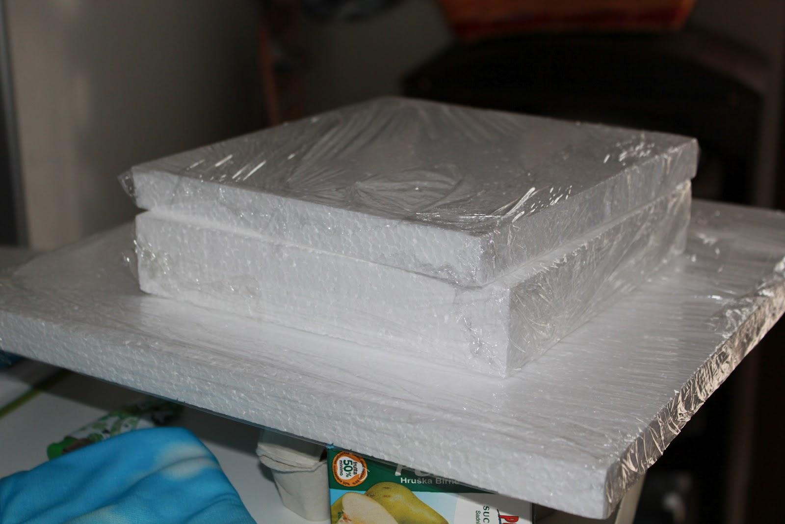 Sugarclo i pasticci di clo torta a 3 piani passo passo for 2500 piani quadrati di 2 piani