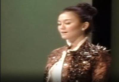Agnes Monica Global Youth Forum