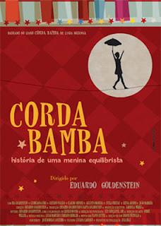 Corda Bamba, história de uma menina equilibrista