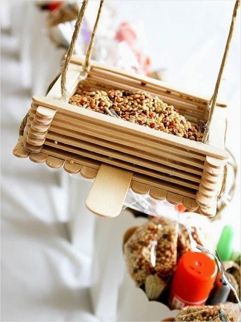 20 Ideas to Make Birdhouses