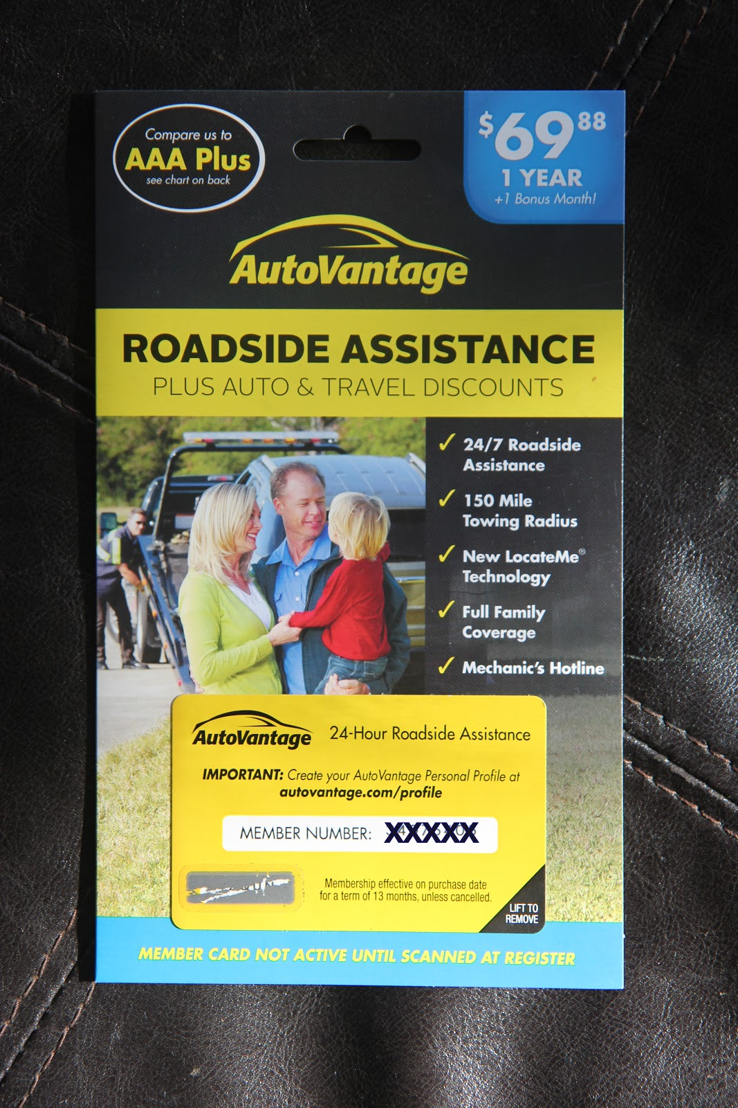 Lille Punkin39;: Stranded? Get Help You Can Afford with AutoVantage!
