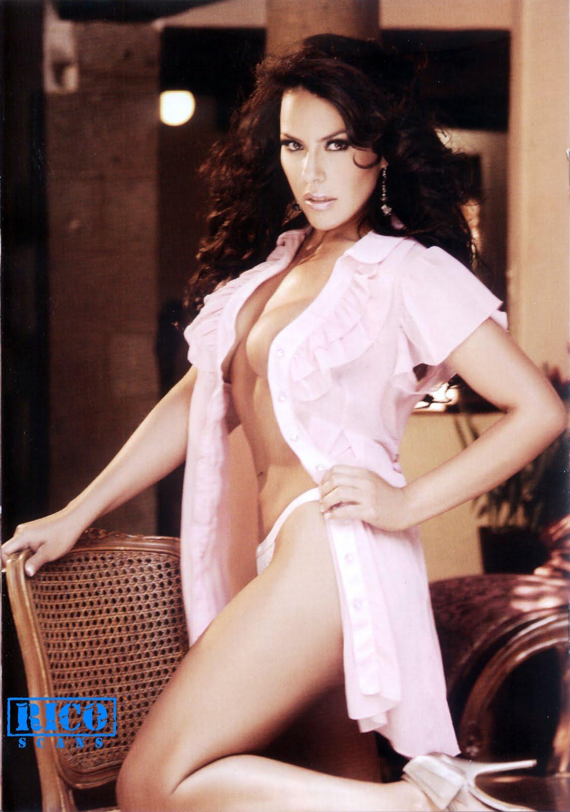 Gaby Elizalde desnuda en H Extremo