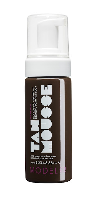 Model Co Tan Mousse Self Tanning Instant Bronzing Foam