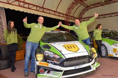 Lansare Napoca Rally Academy 2015