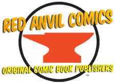 Red Anvil Comics
