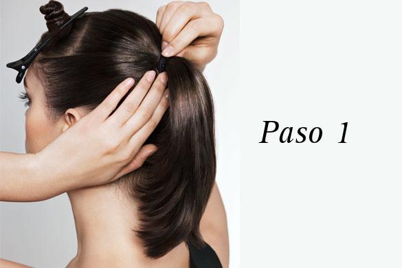 3 Peinados fáciles con extensiones y Cómo colocarlas YouTube - Peinados Con Extensiones De Clip Paso A Paso