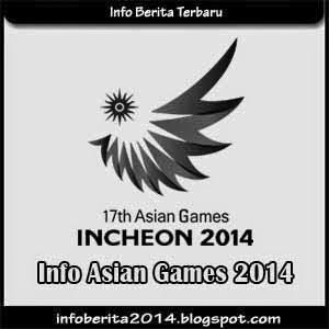 info Asian Games 2014