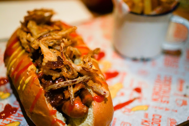 Hotdog Revolution