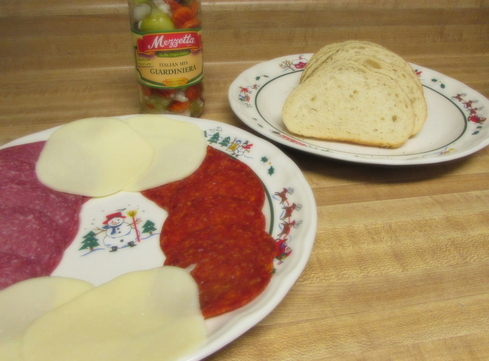 Mezzetta Holiday Recipe