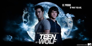 Teen Wolf 1ª,2ª e 3ª Temporadas HDTV - Torrent