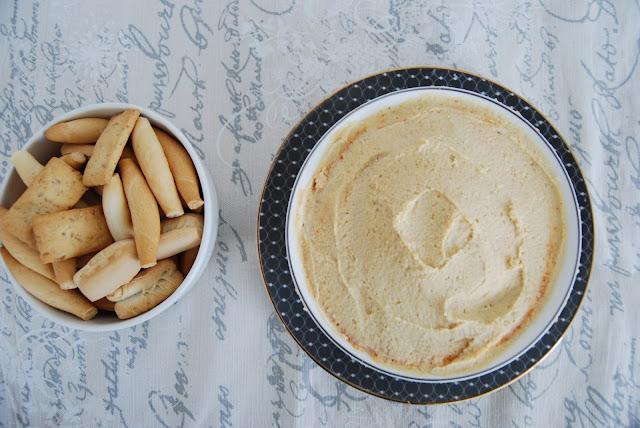 receta fácil de hummus para cocineras perezosas