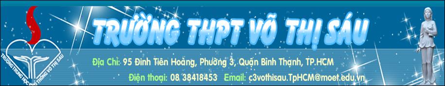 Web THPT Võ Thị Sáu