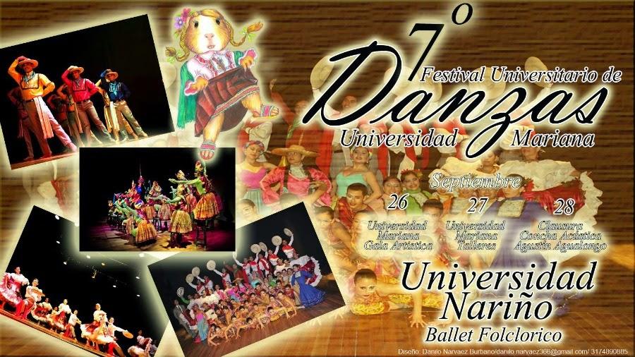 Ballet Folclórico Universidad de Nariño