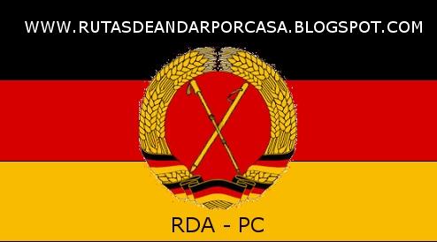 RUTAS DE ANDAR POR CASA