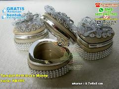Souvenir Tempat Perhiasan Monte