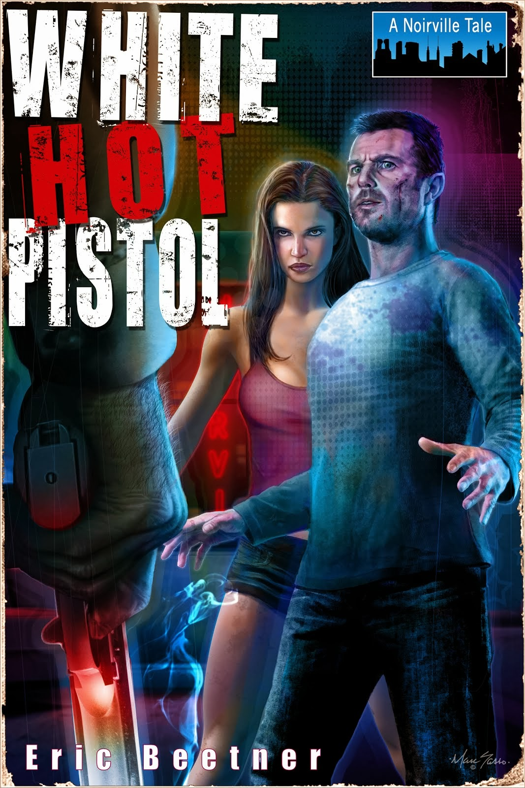 White Hot Pistol