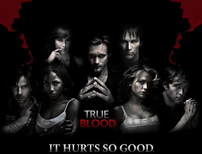 Banner de True Blood