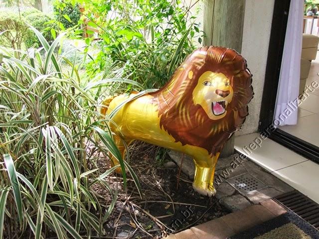 decoracao de festa infantil safari rustico porto alegre