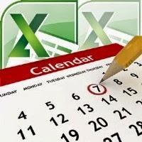 Membuat Kalender Otomatis Dengan MS Excel