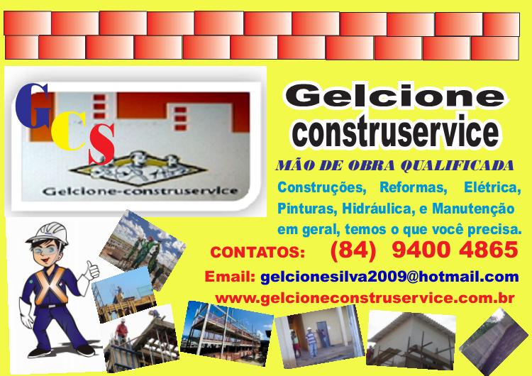 GELCIONE-CONSTRUSERVICE: