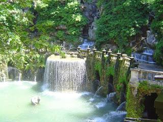 Jardín Villa D´Este Italia