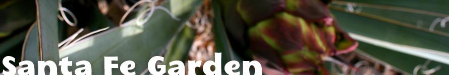 santa fe garden
