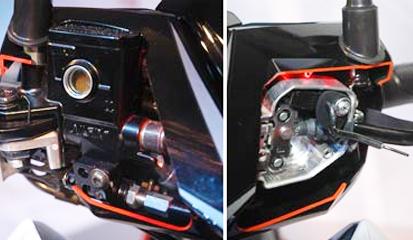 Cara Mudah Setting Combi Brake Honda Vario CBS Techno