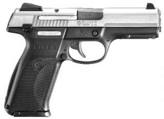 Pistol Ruger SR9