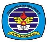 Logo Sma 14 tangerang