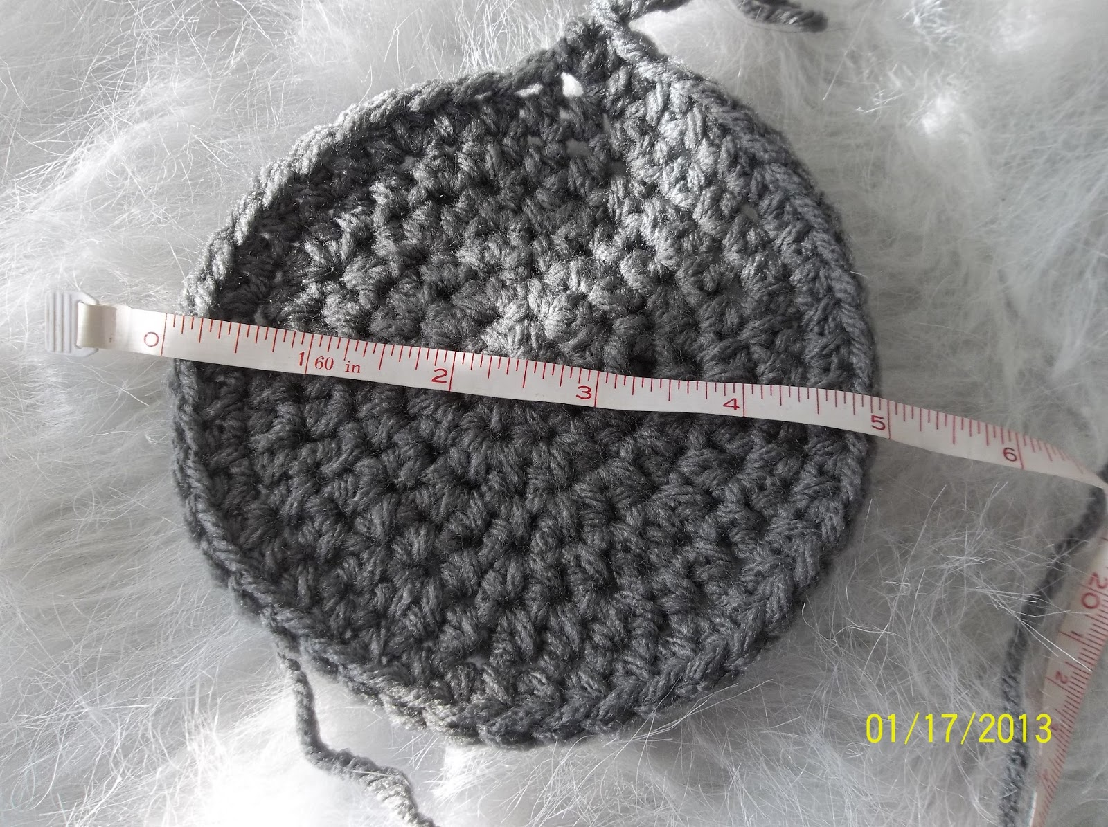 ... size crochet hats. Chart for correct sizing, including Magic Circle