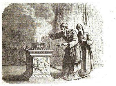 Altar de los Perfumes. Lacasamundo.com