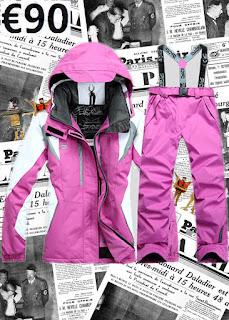 spyder rival jacket purple