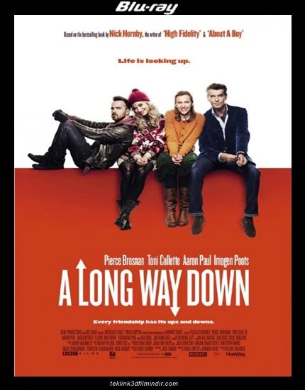 A Long Way Down - Düşerken - 1080p - 720p - 480p - brrip - bluray tek link indir