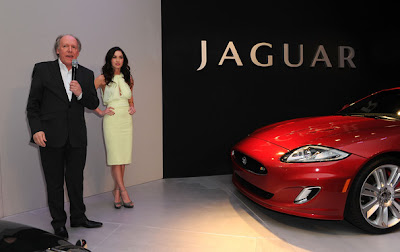 Megan Fox Jaguar