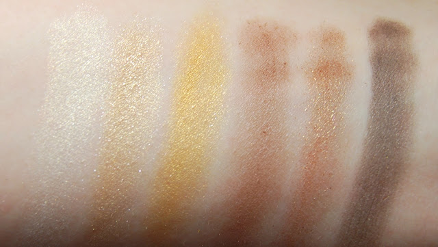 Milani Runway Eyes Fashion Shadows in Ready to Wear Swatches