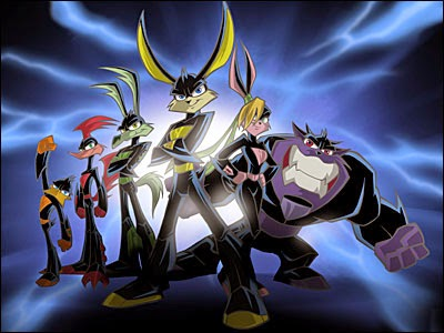 Looney Tunes as Super Heroes