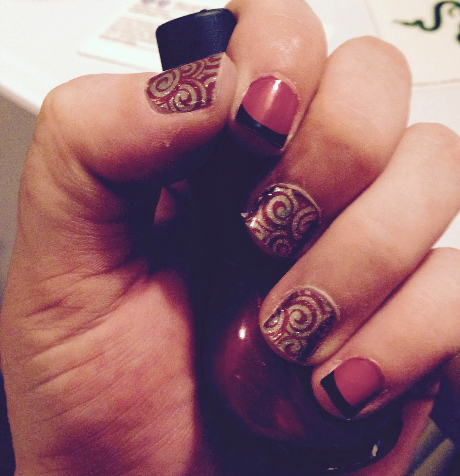 Jamberry Jammin Jamicures with Kristine Blog