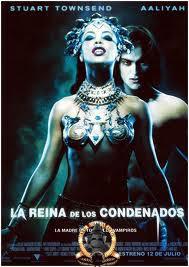Ver La Reina de los condenados (2002) Online