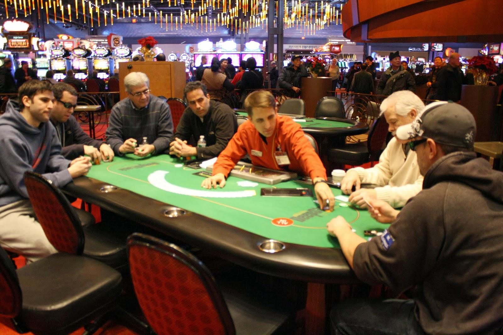analyzing gambling habits
