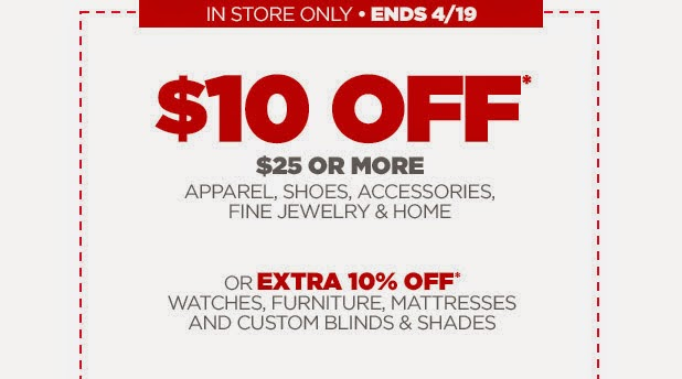 JC Penney Printable Coupons