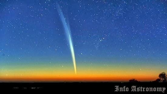 Komet ISON: 3 Hari Menuju Perihelion, Dimana Letaknya?