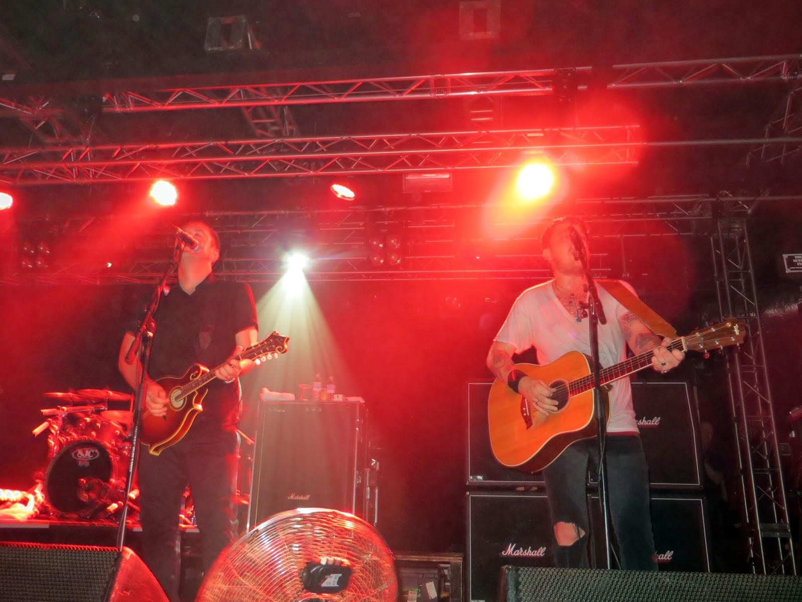 "Dropkick murphys, liverpool, ken casey, al barr, on stage, meeting band, gig, punk, celtic punk, boston, getting on stage with the dropkick murphys, bands, live music, atmosphere, close, barrier, rail, front row, Matt Kelly, James Lynch, Tim Brennan, Josh ""Scruffy"" Wallace, Jeff DaRosa, banjos, irish music, bagpipes,"